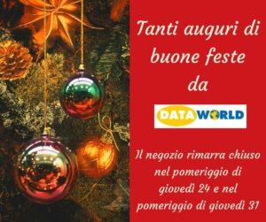 Natale Foto Post di Facebook